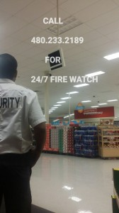 Fire Watch Security Service - Silent Protection Security Guards - Arizona