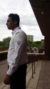 Professional Safety Officer from Silent Protection (SP) Security Guards - Scottsdale Arizona