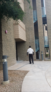 Retail Site Protection by SP Security Guards - Scottsdale Arizona